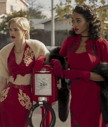 Ryan Murphy recréé l'âge d'or d'Hollywood sur Netflix