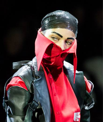 Hood By Air fall-winter 2016-2017 runway show seen by Darryl Richardson