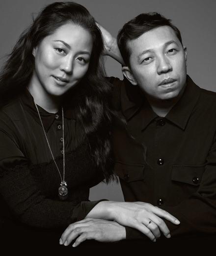 Humberto Leon et Carol Lim quittent Kenzo