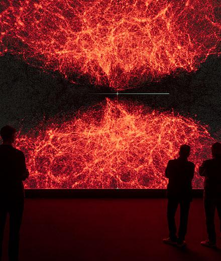 L'artiste Ryoji Ikeda dévoile une œuvre immersive à la Biennale de Venise avec Audemars Piguet