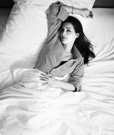 Interview culte : dans le lit d'Amira Casar
