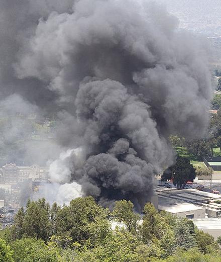 Rebondissement dans l'affaire de l'incendie d'Universal