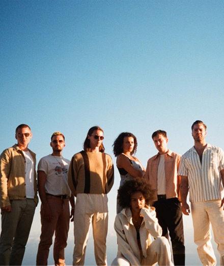 Rencontre avec Jungle, la pépite disco-funk de la rentrée