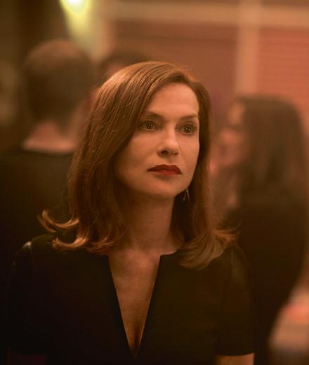 """En direct de Cannes : Isabelle Huppert, perverse et fascinante dans """"Elle"""" de Paul Verhoeven"""