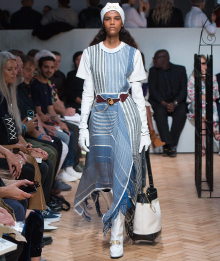 JW Anderson Spring-Summer 2019 fashion show