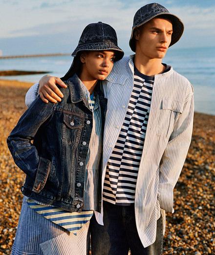 Les plages de Brighton inspirent la deuxième collection J.W.Anderson x Uniqlo