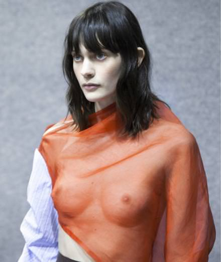 Backstage: inside Jacquemus' fall-winter 2016-2017 runway show