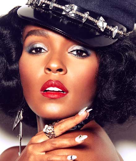 Janelle Monáe, popstar activist for liberty and emancipation