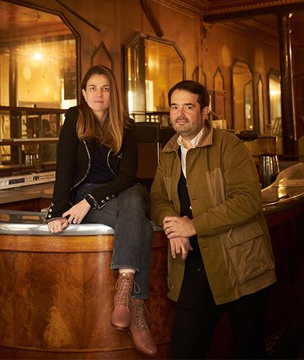 Jean-François et Élodie Piège, un couple uni à la ville comme en cuisine