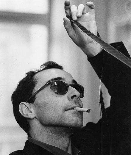 Mais que vient donc faire Godard à Nanterre ?