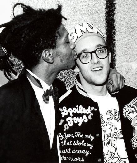Keith Haring x Jean-Michel Basquiat : visitez en ligne l'exposition croisée