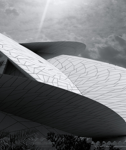 Immersion dans le musée de Doha avec Jean Nouvel