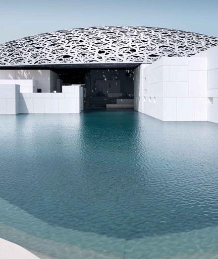 Louvre Abu Dhabi: Jean Nouvel's sparkling gem