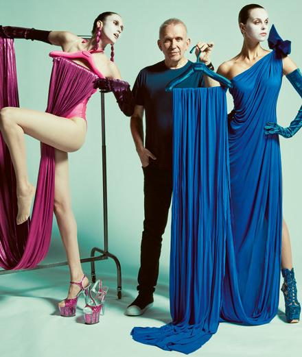 Jean Paul Gaultier envoûte les Folies Bergère avec son Fashion Freak Show