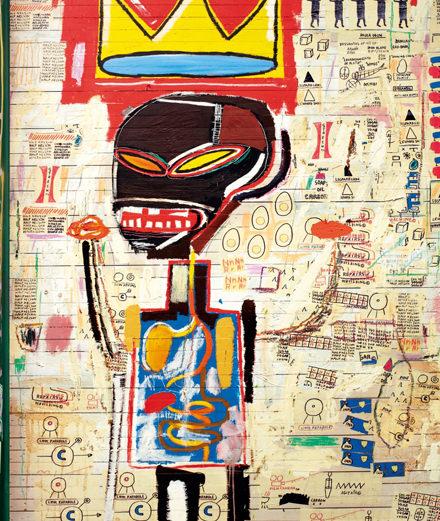 """""""Brillant Basquiat"""" : l'ouvrage qui décrypte les toiles de Jean-Michel Basquiat"""