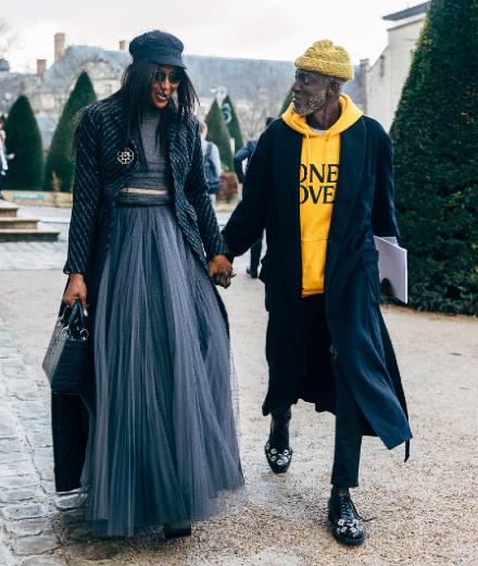 Le styliste de Beyoncé et Naomi Campbell produit un album