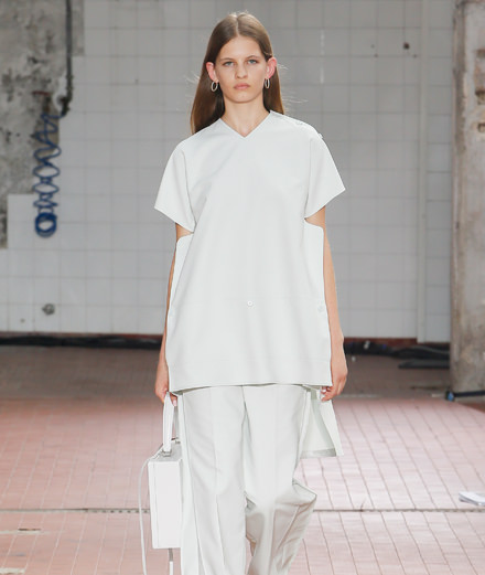 Jil Sander women Spring-Summer 2019 fashion show