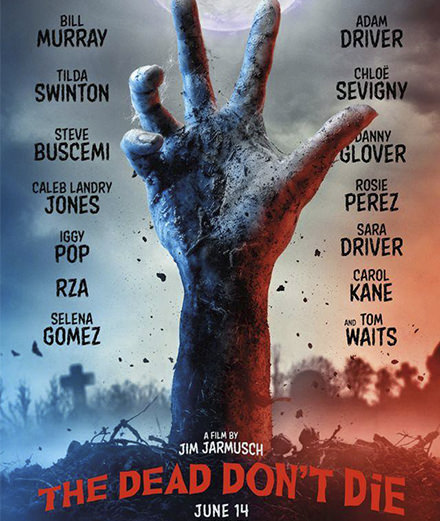 Iggy Pop, Tilda Swinton, Adam Driver… futurs zombies du prochain Jim Jarmush