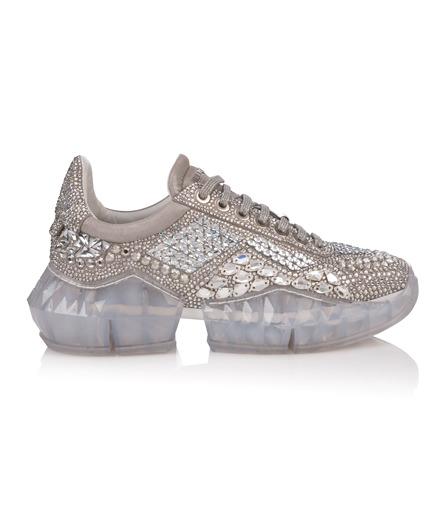 Diamond : la nouvelle sneaker de luxe signée Jimmy Choo