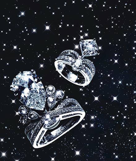 Les plus belles étoiles de la joaillerie