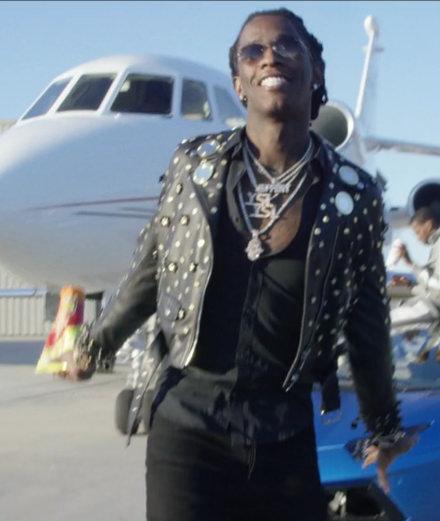 """""""Wyclef Jean"""" le clip de Young Thug à 100 000$ où il n'est jamais venu"""