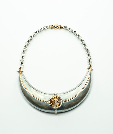 La joaillerie stellaire de la première collection personnelle d'Elie Top
