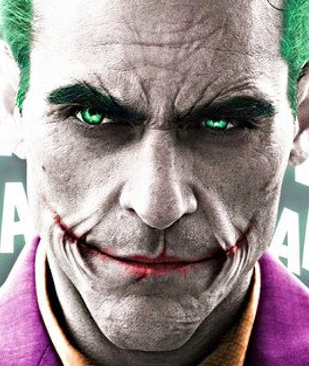 So which superstar actor is set to be the new face of Joker?