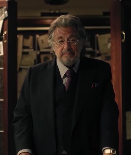 Al Pacino chasse les nazis pour Jordan Peele