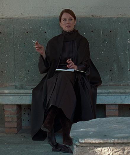 Julianne Moore illumine le prochain film de Luca Guadagnino