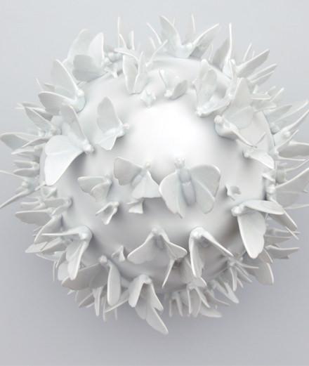 L'objet du jour : la porcelaine délicate de Juliette Clovis