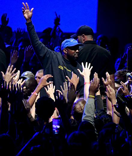 Kanye West s'est-il planté en invoquant Jésus ?