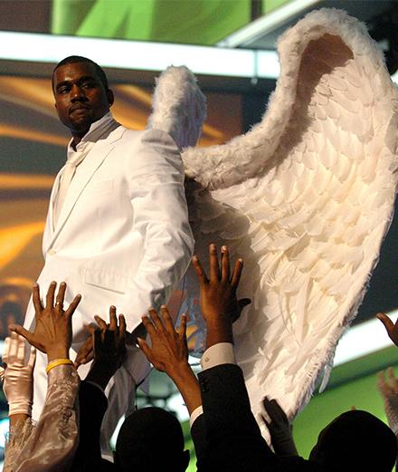 """""""Nebuchadnezzar"""", le caprice biblique de Kanye West"""