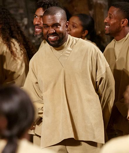 Kanye West va-t-il accomplir son rêve et devenir designer pour Gap?