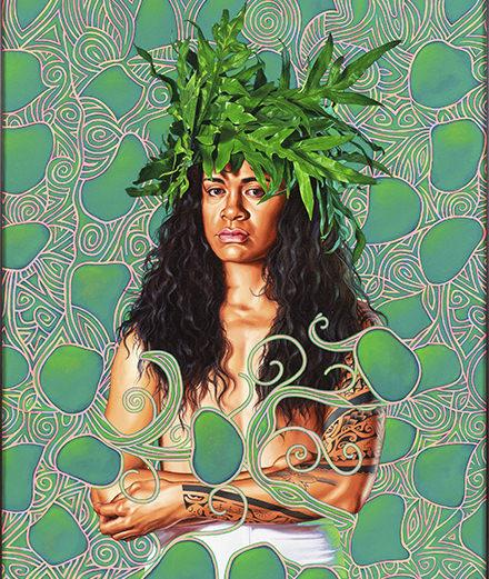 Kehinde Wiley immortalise le troisième genre en Polynésie