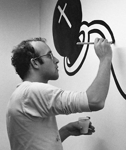 Keith Haring révèle ses secrets dans un nouveau documentaire