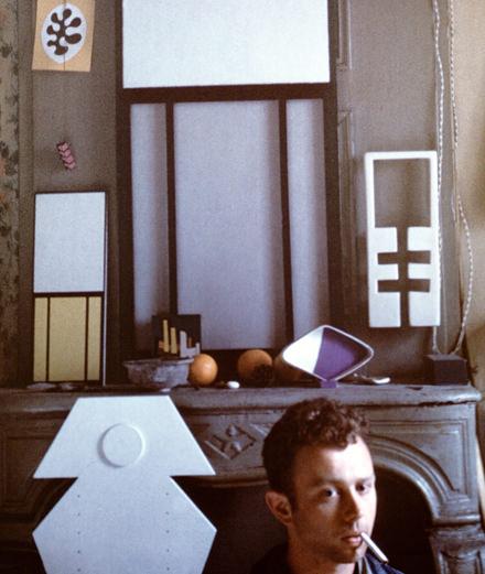 Ellsworth Kelly au Centre Pompidou: l'homme qui a influencé le pop art et le minimalisme