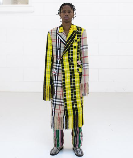 Ethical Fashion series: Kenneth Izé