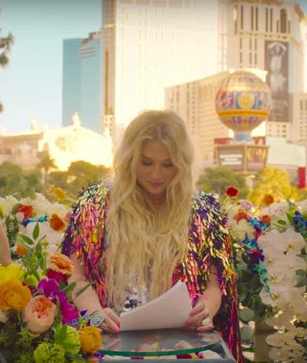 Pour son nouveau clip, Kesha rend hommage à Janis Joplin