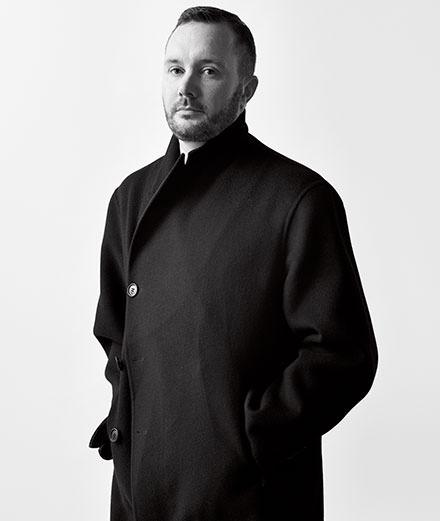 Rencontre avec Kim Jones, créateur du nouvel homme Dior