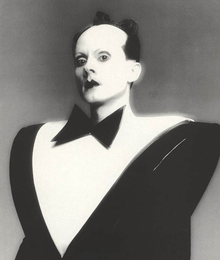 Klaus Nomi, a new wave legend resurrected…