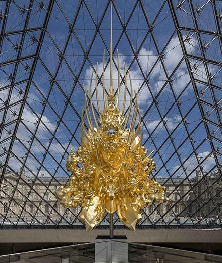 Qui est Kohei Nawa, la nouvelle star du Louvre?