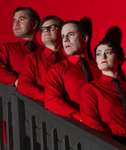 Kraftwerk, des pionniers de la musique électronique à la Philharmonie de Paris