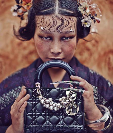 When Lady Dior becomes an object of art at Art Basel Hong Kong