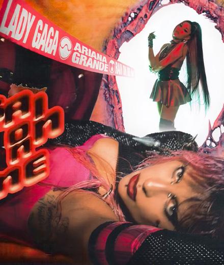 Lady Gaga invite Ariana Grande sur un titre pop électrique