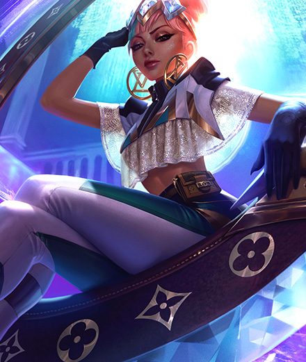 Louis Vuitton x League of Legends : quand la mode rencontre le jeu vidéo