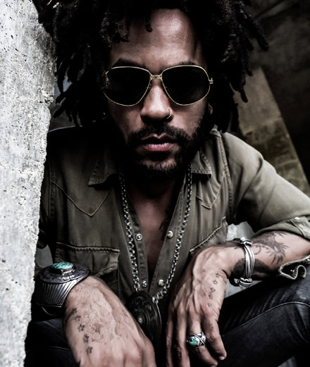How come Lenny Kravitz is still so cool?