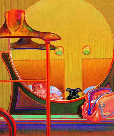 Leonardo Cremonini, le peintre de la couleur admiré par Francis Bacon et Umberto Eco, exposé à Paris