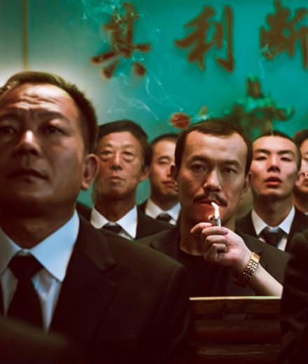 """""""Les Éternels"""" de Jia Zhang-ke, portrait saisissant d'une cheffe de la pègre chinoise"""