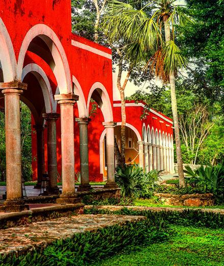 Visite de l'Hôtel Hacienda Ticum au Mexique