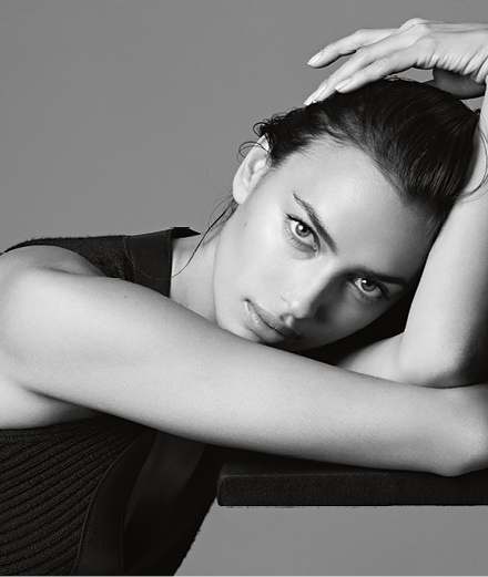 Irina Shayk's New York Address Book